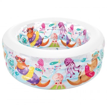 Piscina Inflable Mundo...